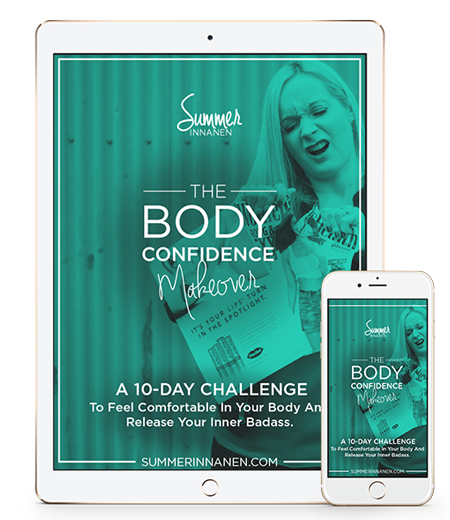 The Body Confidence Makeover Product Image