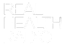 Real Health Radio Logo